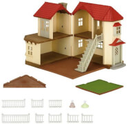 Sylvanian Families Stadthaus mit Licht NEU