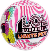 L.O.L. Surprise Lights Pets Asst in PDQ