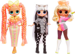 L.O.L. Surprise OMG Doll Lights Series Asst