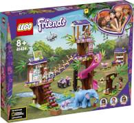 LEGO® Friends 41424 Tierrettungsstation im Dschungel