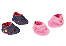 Zapf BABY born® Kleider Kollektion Dolly Moda Babyschuhe sortiert, Größe 38-46cm, ab 3 Jahren