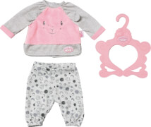 Zapf 702826 Baby Annabell Sweet Dreams Pyjama 43 cm