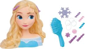 Smoby Frozen Frisierkopf Elsa