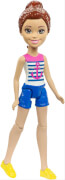 Mattel Barbie On The Go Puppen, sortiert