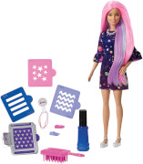 Mattel Barbie Color Surprise Puppe mit Haarfarbenwechsel (pink)