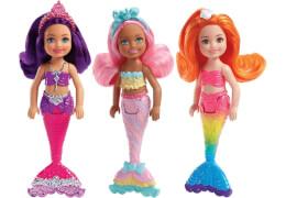Mattel - Barbie Dreamtopia Mini-Meerjungfrau Chelsea