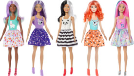 Mattel GMT48 Barbie Color Reveal Puppen, sortiert