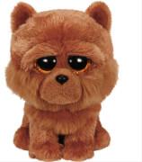 TY Barley - Chow Chow Hund braun, 15cm
