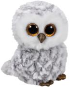 TY OWLETTE WHITE OWL - BEANIE BOOS