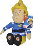 Simba Feuerwehrmann Sam - Plüschfigur, 45cm, ab 0 Monate
