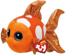 TY Beanie Boo's - Clownfisch Sami, Plüsch, ca. 10x10x18 cm
