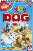 Schmidt Spiele 40554 DOG Kids, 2 bis 4 Spieler, ab 5 Jahre