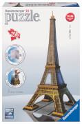Ravensburger 125562 Puzzle 3D Eiffelturm 216 Teile
