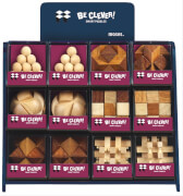 moses Be clever! Smart Puzzle - Natur Holz