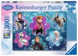 Ravensburger 131808 Puzzle: Disney Die Eiskönigin - Völlig unverfroren, 300 Teile