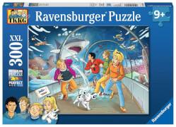 Ravensburger 13260 Puzzel: TKKG im Einsatz 300 Teile XXL
