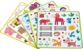 HABA - Magnetspiel-Box Peters und Paulines Bauernhof, ab 3 Jahren