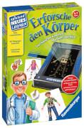 Ravensburger 250448 Erforsche den Körper, Lernspiel