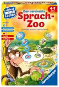 Ravensburger 24945 Der verdrehte Sprach-Zoo
