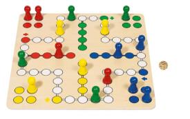 GoKi Brettspiel Ludo