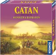 KOSMOS Catan - Erweiterung: Händler & Barbaren 2-4 Spieler