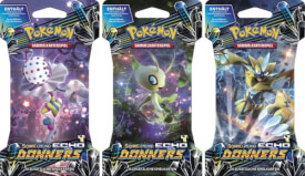 Pokémon Sonne & Mond 08 Sleeved Booster