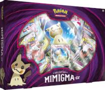 Pokémon Tag Team Figuren Box