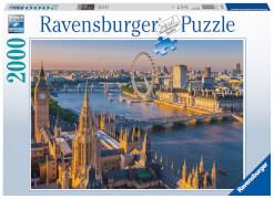 Ravensburger 16627 Puzzle Stimmungsvolles London 2000 Teile
