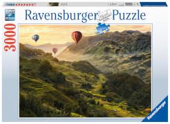 Ravensburger 17076 Puzzle: Reisterrassen in Asien 3000 Teile
