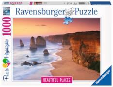 Ravensburger 151547 Puzzle: Great Ocan Road, Australien 1000 Teile