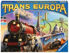 Ravensburger 267859 TransEuropa (& TransAmerika)