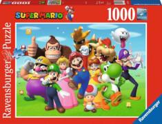 Ravensburger 14970 Puzzle Super Mario 1000 Teile