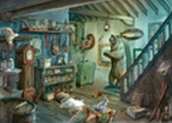 Ravensburger 15029 Puzzle EXIT 8: Gruselkeller 759 Teile