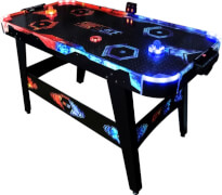 Airhockey Fire vs. Ice