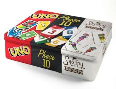 Mattel Kartenspiel-Klassiker in Metalldose: UNO