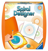 Ravensburger 29711 Mini Spiral Designer Orange