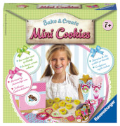 Ravensburger 184118  Bake & Create Mini Cookies, Backset