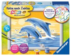 Ravensburger 28017 Malen nach Zahlen: Freunde des Meeres