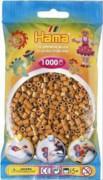 HAMA 207-21 Bügelperlen Midi - Hellbraun 1000 Perlen, ab 5 Jahren