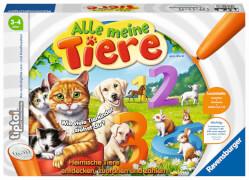 Ravensburger 00776 tiptoi® Alle meine Tiere
