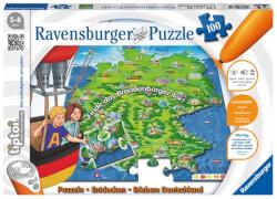 Ravensburger 8315 tiptoi® Puzzeln, Entdecken, Erleben: Deutschland