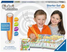 Ravensburger 00803 tiptoi® Stift und Buch Erste Zahlen