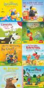 Pixi Serie 254, Die beliebtesten Bilderbuch-Helden bei Pixi