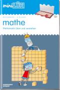 miniLÜK: Mathe 2. Klasse, Lernheft, 32 Seiten, von 7 - 9 Jahren