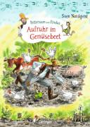 Pettersson und Findus - Aufruhr im Gemüsebeet, Gebundenes Buch, 26 Seiten, ab 4 Jahren