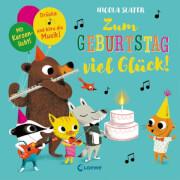 Interaktives Pappbilderbuch ''Zum Geburtstag viel Glück!'', ab 2 Jahren