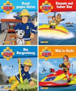 Nelson Mini-Bücher: Feuerwehrmann Sam 5-8 , Taschenbuch, 20 Seiten