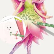 Nebulous Stars Kreatives Skizzenbuch Petulia