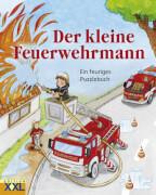 Der kleine Feuerwehrmann Puzzlebuch