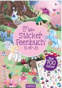 Ars Edition - Mein Sticker-Feenbuch, Broschüre, 24 Seiten, ab 4 - 6 Jahren